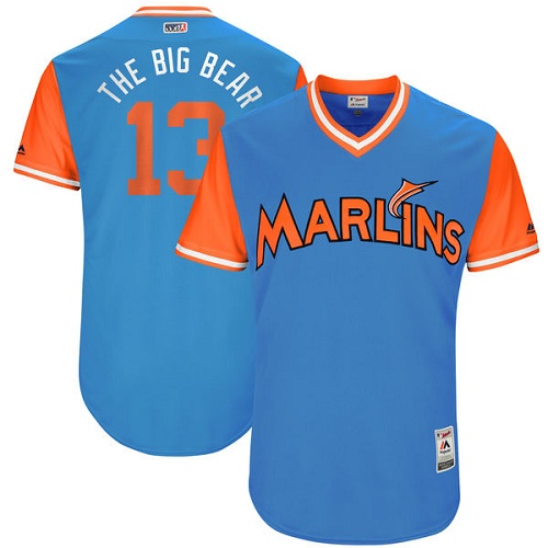 pretty nice 1438b c60b3 Wholesale Miami Marlins Authentic MLB Jerseys Cheap ...